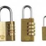number padlocks